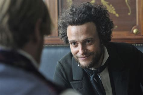Scene from The Young Karl Marx by Raoul Peck