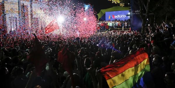 APTOPIX Venezuela Presidential Election