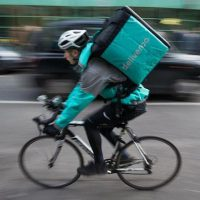 Bike couriers and rideshare drivers often cannot earn the minimum wage, face risks from accidents and have no leave or other entitlements.
