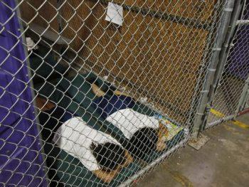 Detention Center under Obama - 2014 - AP News