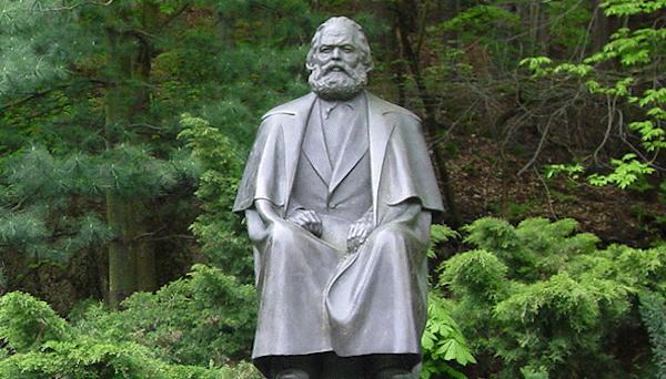 Green Marx. Montecruz Foto/Flickr, CC BY-SA