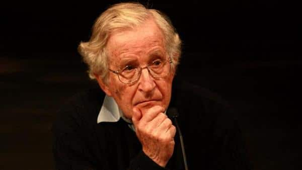 "Noam Chomsky: Societal ""Breakdown"" Gave Us Trump - Fix This Nation .com"