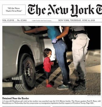 The New York Times (Photo: Latino Rebels | Facebook)