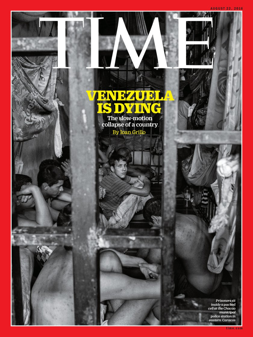 Time: Venezuela Is Dying