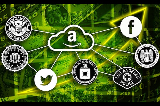 Amazon's Fusion With the State Shows Neoliberalism's Drift to Neo-Fascism
