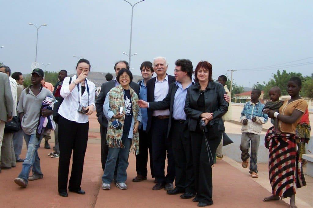   Third World Forum representatives   MR Online