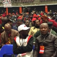 A 2-day Working Class Summit was held in South Africa to discuss the key issues facing the toiling masses of the country. Photo- NUMSA