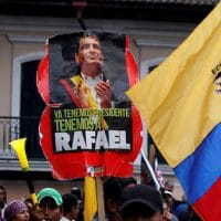 In a repeat of Brazil model, judge orders detention of Rafael Correa