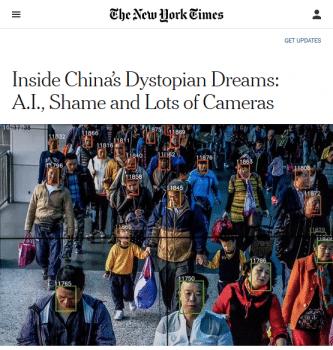 NYT China Dystopia