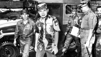 Soeharto in 1965