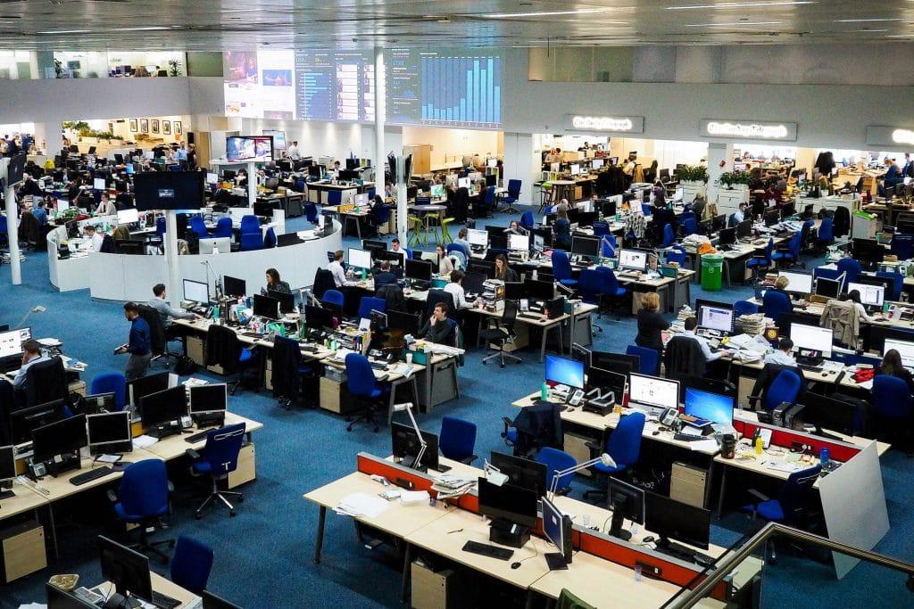   Telegraph London newsroom April 16 2018   MR Online