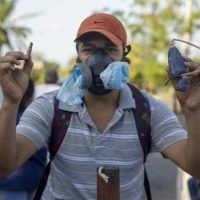 Young people in Nicaragua have been victims of media and political manipulation. Photo- www.elpreg.com