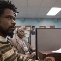 ANNAPURNA PICTURES Lakeith Stanfield and Danny Glover in 'Sorry to Bother You.'