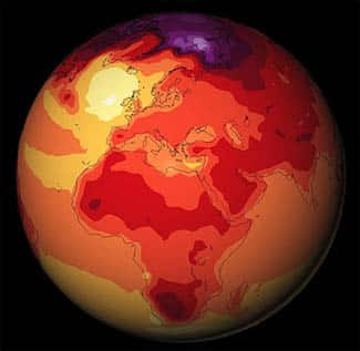 Climate change in the Anthropocene: An unstoppable drive to Hothouse Earth?
