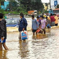 Kerala is the latest state to be devastated by floods that have claimed 324 lives so far. PTI