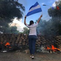 Nicaragua just defeated a U.S.-backed violent coup attempt, and no one cares.