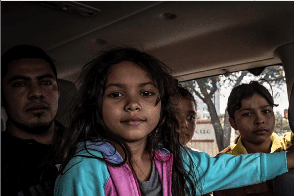 | Migrant children traveling with their parents | MR Online