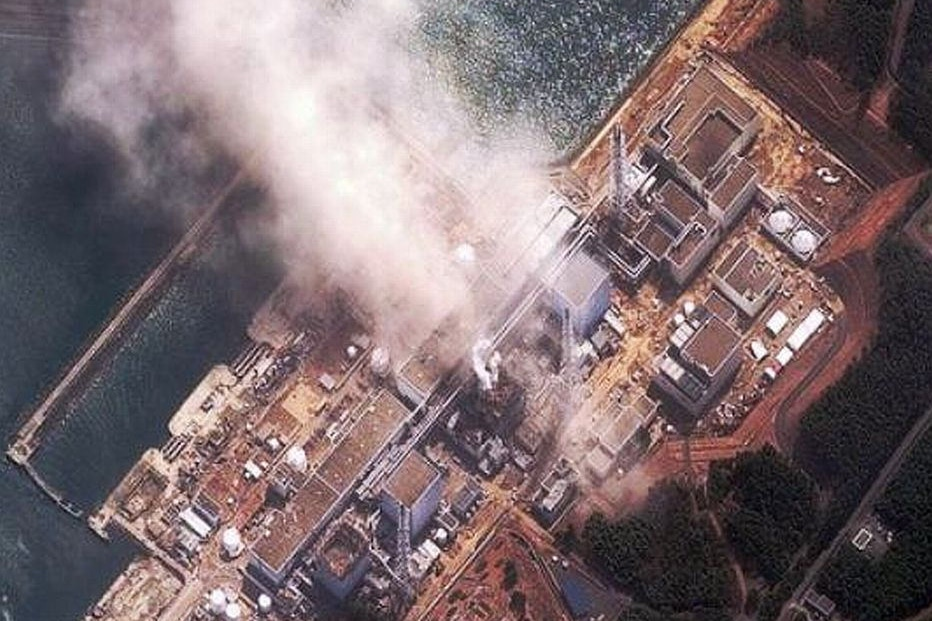 | Fukushima Daiichi power plant three minutes after an explosion on March 14 2011 | MR Online