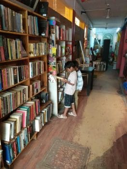 May Day Bookstore in New Dehli