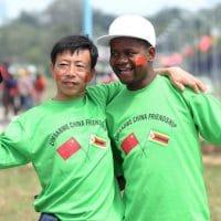 Zimbabwe China