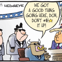 Economic moats and American capitalism