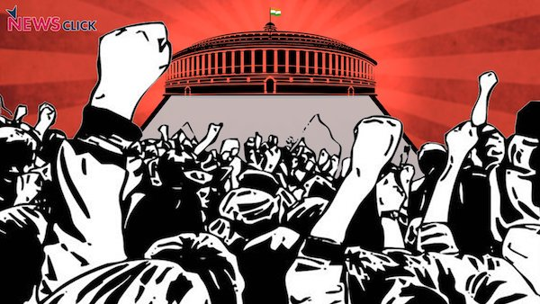 | For First Time Ever Workers Peasants Agri Workers to Hold Joint Rally in Delhi Against Modi Regime | MR Online