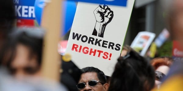 How far labor unions have fallen - Business Insider