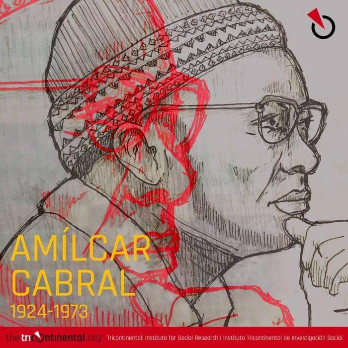 Illustration of Amilcar Cabral