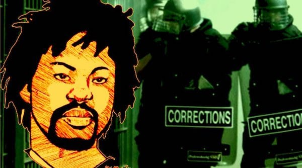 "Kevin ""Rashid"" Johnson- Thrown in Solitary for Publicizing Abuses – Redspark"