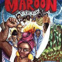 Maroon Comix cover