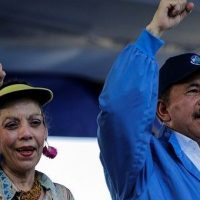 President Daniel Ortega and Vice-President Rosario Murillo consider climate change one of the principal challenges to Nicaraguan development.   Photo- Reuters