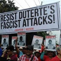 Resist Duterte's Fascist Attacks