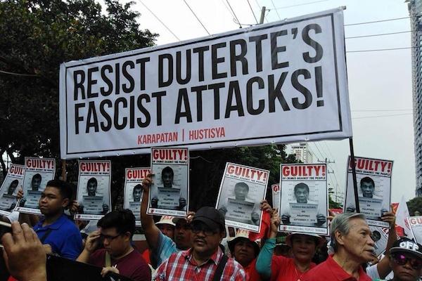 | Resist Dutertes Fascist Attacks | MR Online