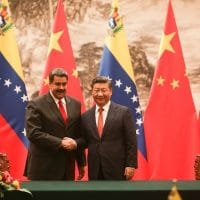 Venezuela's Maduro Secures $5bn Chinese Loan & Joins Beijing's New Silk Road Initiative