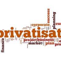 Privitisation (Image Courtesy- StockFresh)