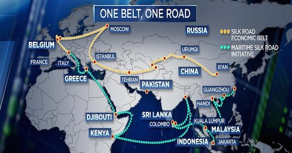 One Belt, One Road, Silk Road's new challenges, opportunities ... Tehran Times