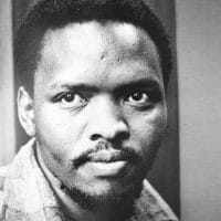 Steve Biko. Photo via Wikimedia Commons.