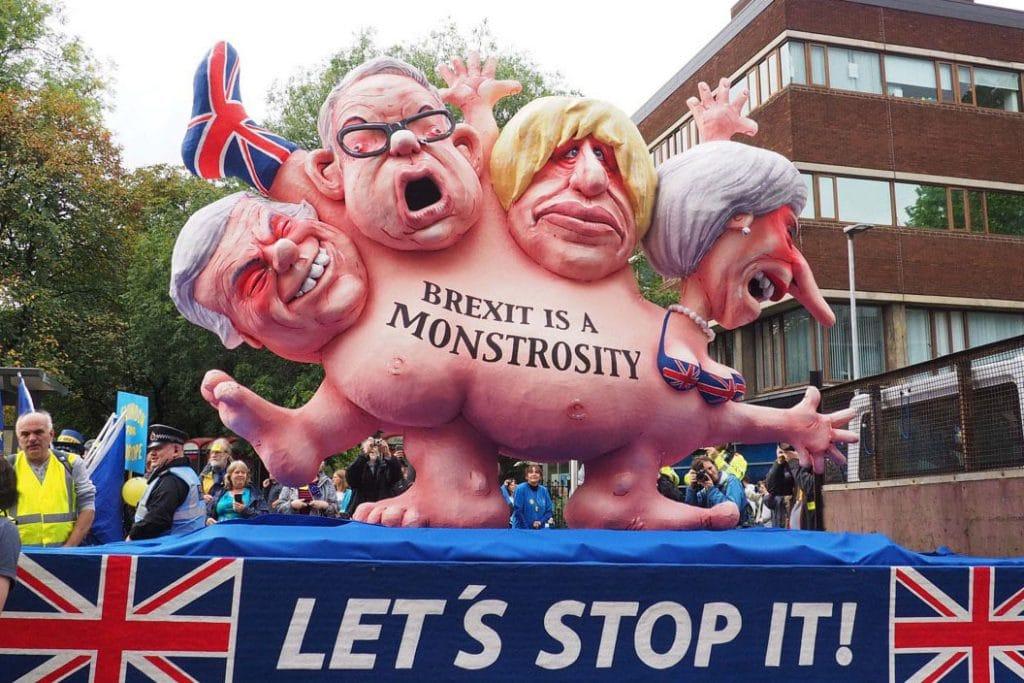   Brexit is a monstrosity   MR Online