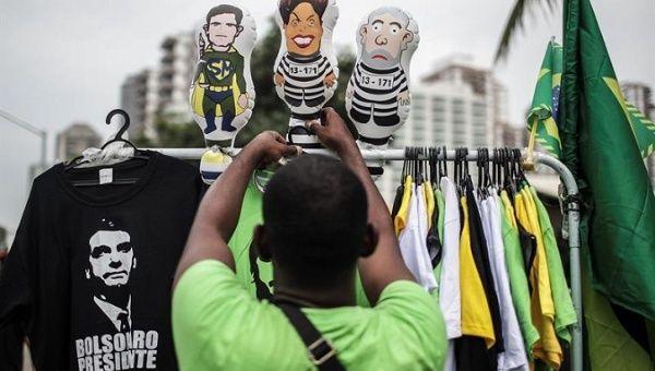 Harsh, Drastic Changes' in Brazil's Future- De Lemos | News ... teleSUR English 'Harsh, Drastic Changes' in Brazil's Future- De Lemos