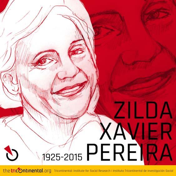 Zilda Xavier Pereira (1925-2105)
