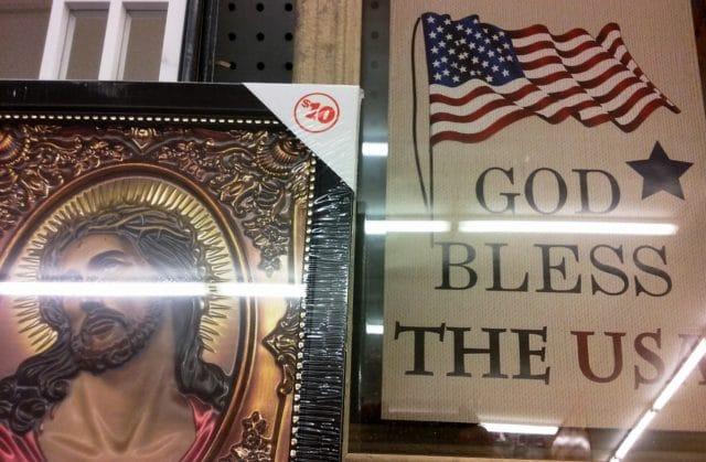 Jesus and America