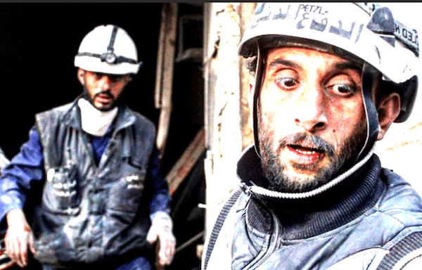 Western Media Attacks Critics of the White Helmets (Photo Credit: TP)
