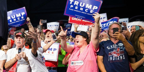 When Media Say 'Working Class,' They Don't Necessarily Mean Workers—but They Do Mean White