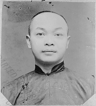 Wong Kim Ark in 1904. Photo courtesy of Wikimedia Commons.