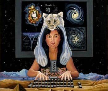 Spiritual women (Image Credit: BIFSR)