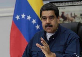 Venezuelas President Nicolas Maduro