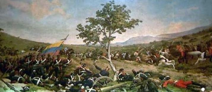 Martin Tovar y Tovar, Batalla de Carabobo, 1921. (Archive)
