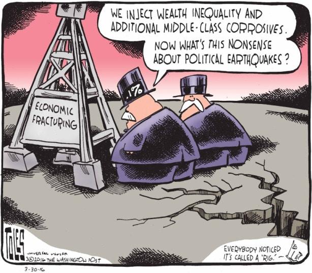   Tom Toles Editorial Cartoon   MR Online