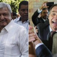 Political commentators see AMLO as a bigger threat than Bolsonaro