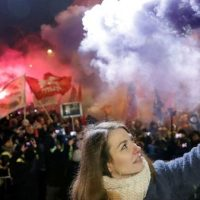 Protests are being held on an almost daily basis in Hungary.